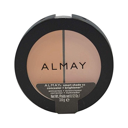 ALMAY Smart Shade CC Concealer + Brightener, 100 Light - ADDROS.COM