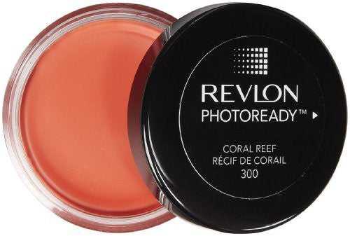 Revlon Photo Ready Cream Blush - 300 Coral Reef - ADDROS.COM