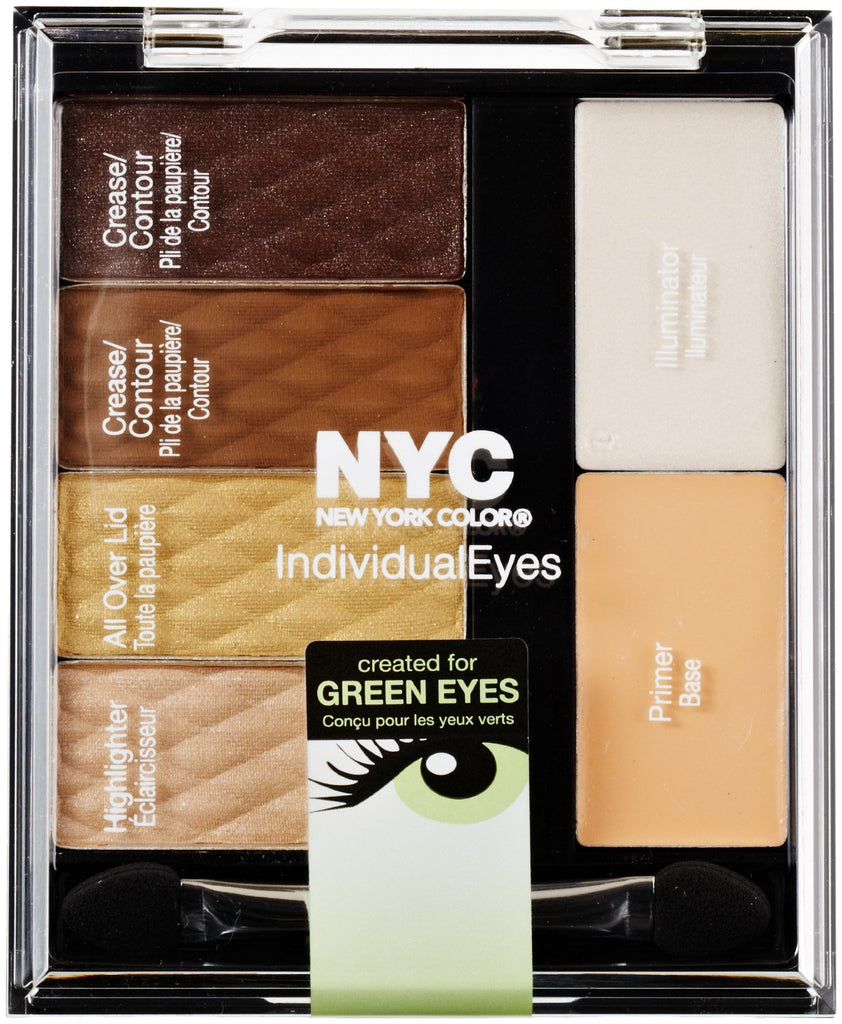 New York Color Individualeyes Custom Compact, Central Park for Green Eyes - ADDROS.COM