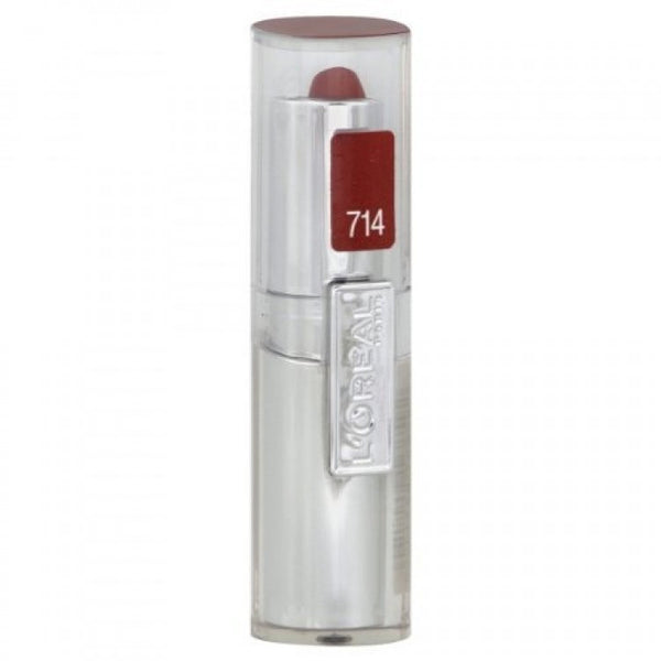 L'OREAL Paris Infallible Le Rouge Lipcolor, Blazing Sangria 714 - ADDROS.COM