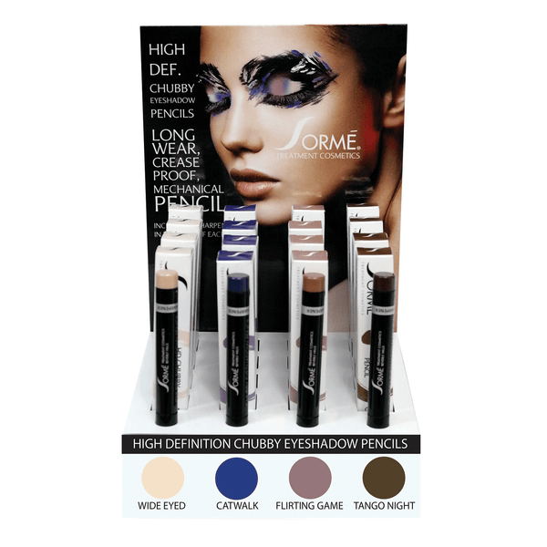 Chubby Eyeshadow Pencil  - Wide eyed (CES01)