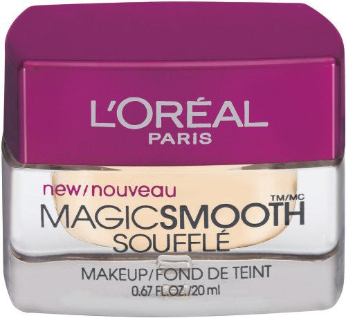L'OREAL Studio Secrets Professional Magic Smooth Souffle Makeup, Light Ivory 510