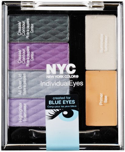 NYC New York Color Individualeyes Custom Compact, Bryant Park for Blue Eyes - ADDROS.COM