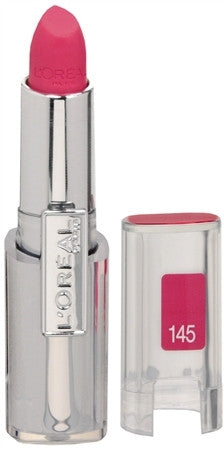 L'OREAL Paris Infallible Le Rouge Lipcolor, Fearless Fuchsia 145