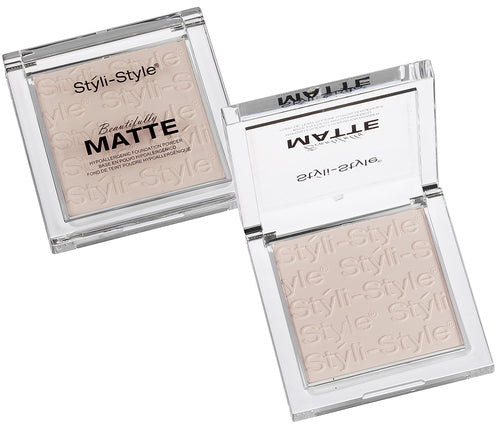 Styli-Style Cosmetics Beautifully Matte, Powder - Porcelain - ADDROS.COM