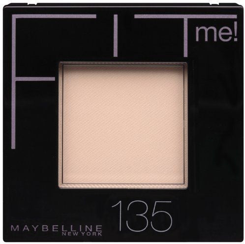 Maybelline New York Fit Me! Powder, 135 Creamy Natural - ADDROS.COM