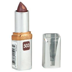 L'OREAL Colour Riche Anti-Aging Serum Lipcolour, Majestic Mauve 503 - ADDROS.COM