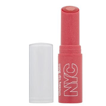 NYC New York Color Applelicious Glossy Lip Balm ~ 356 Big Apple Red - ADDROS.COM