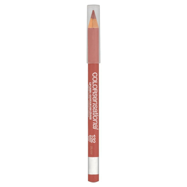 Maybelline Colorsensational Lipliner - Sweet Pink 132 - ADDROS.COM