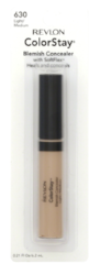 REVLON ColorStay Blemish Concealer 630 Light/Medium - ADDROS.COM