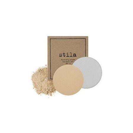 STILA Illuminating Powder Foundation Refill, 20 Watts - ADDROS.COM