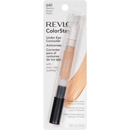 Revlon ColorStay Under Eye Concealer - Medium 640 - ADDROS.COM