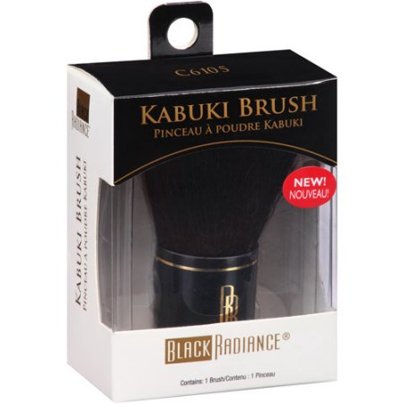 Black Radiance Kabuki Brush C6105