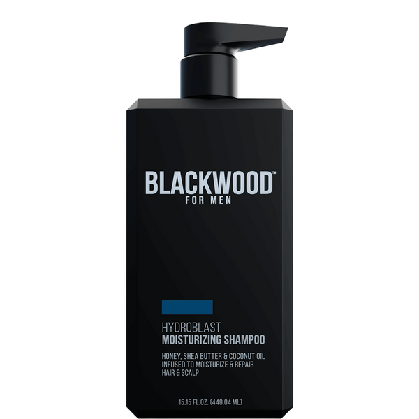 BLACKWOOD FOR MEN HydroBlast Moisturizing Shampoo (Original) - ADDROS.COM