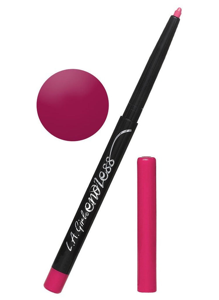 L.A. GIRL Endless Auto Lipliner - 340 Berries - ADDROS.COM