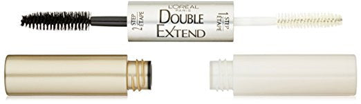 L'OREAL PARIS Double Extend Mascara, Black Brown 515