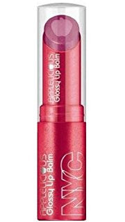 NYC New York Color Applelicious Glossy Lip Balm ~ 355 Applelicious Pink - ADDROS.COM