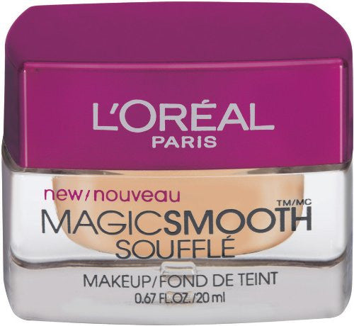 L'Oreal Studio Secrets Professional Magic Smooth Souffle Makeup, 526 Sand Beige - ADDROS.COM