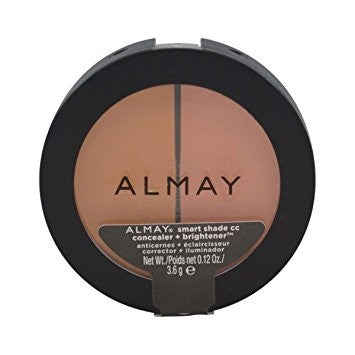 ALMAY Smart Shade CC Concealer + Brightener, 200 Light/Medium - ADDROS.COM