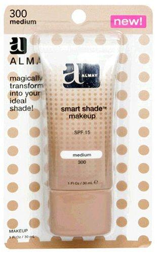 ALMAY Smart Shade Makeup with SPF 15, Medium 300