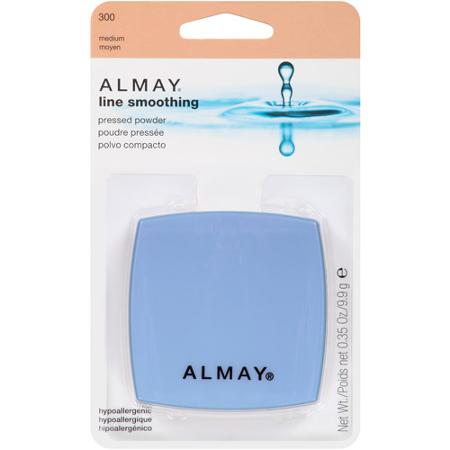ALMAY Line Smoothing Pressed Powder, Medium 300