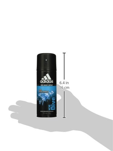 ADIDAS Ice Dive Fresh Boost Cool Tech Deodorant Body Spray for Men