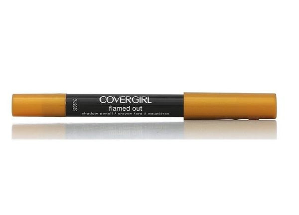 CoverGirl Flamed Out Eye Shadow Pencil, Gold Flame 330