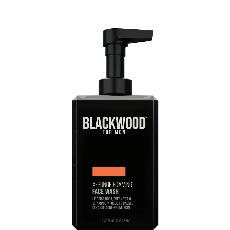 BLACKWOOD FOR MEN X-Punge Foaming Face Wash (Original)