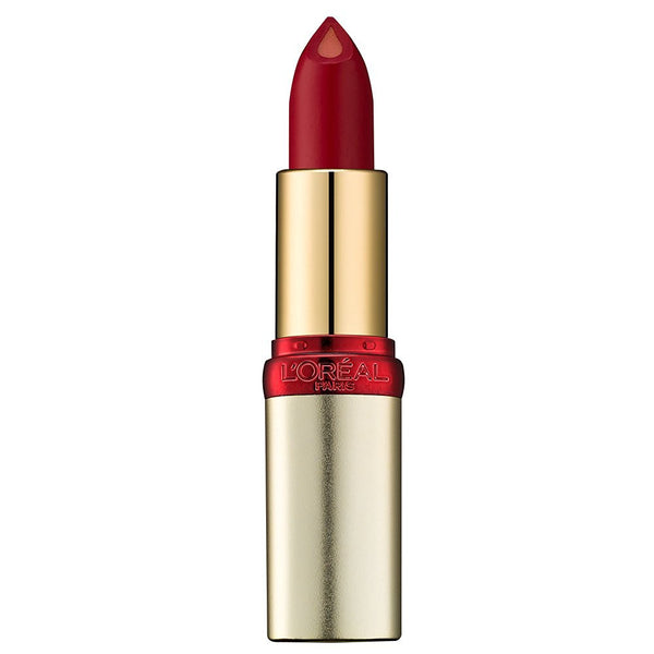 L'OREAL Colour Riche Anti-Ageing Serum Lipstick S502 True Red