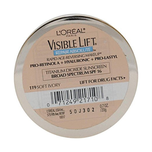 L'OREAL Paris Visible Lift Repair Absolute Makeup - ADDROS.COM
