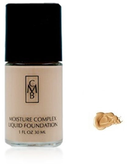 Color Me Beautiful, Moisture Complex Liquid Foundation - Warm Beige - ADDROS.COM