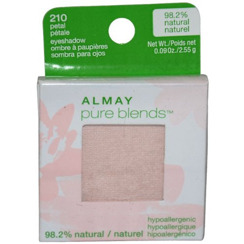 ALMAY Pure Blends Eyeshadow, Petals 210 - ADDROS.COM