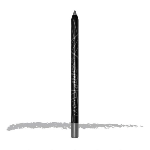 L.A. Girl Glide Gel Eyeliner Pencil, Silver Streak 368 - ADDROS.COM