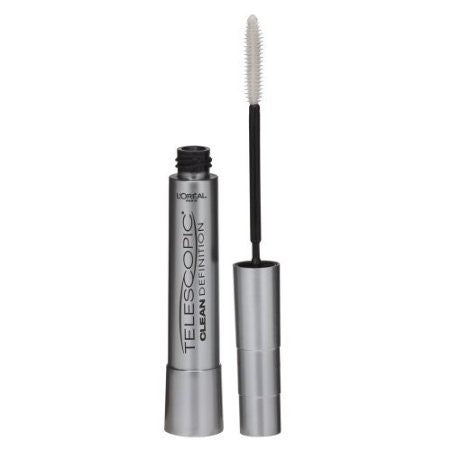 L'OREAL Telescopic Definition & Lengthening Mascara, Black Brown 930 - ADDROS.COM