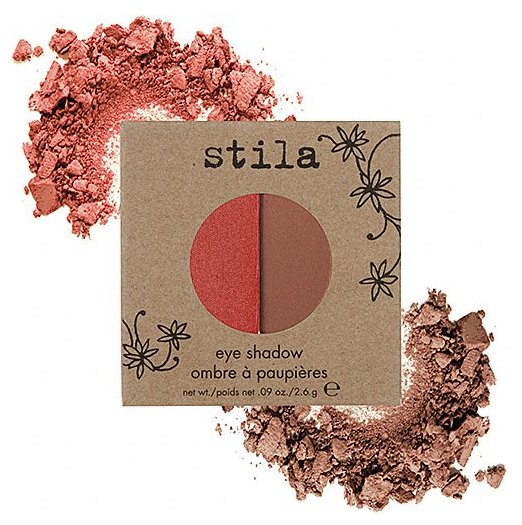 STILA Cosmetics Eye Shadow Duo Pan - Terracotta - ADDROS.COM