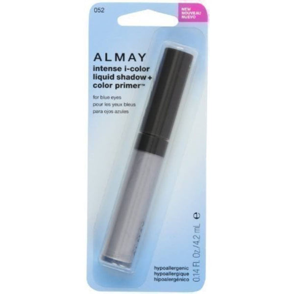 ALMAY Intense I-Color Liquid Shadow Plus Color Primer, 052 For Blue Eyes - ADDROS.COM