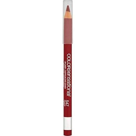 MAYBELLINE Color Sensational Liner - Pleasure Me Red 547 - ADDROS.COM