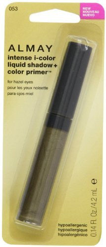 ALMAY Intense I-Color Liquid Shadow Plus Color Primer, 053 For Hazel