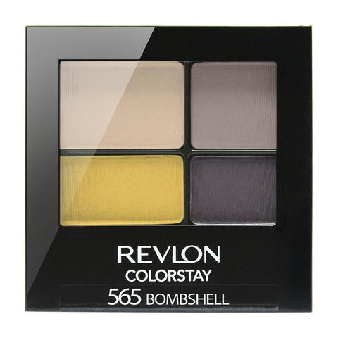 Colorstay 16 Hour Eyeshadow Quad, 565 Bombshell