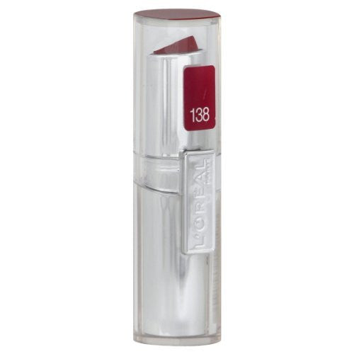L'OREAL Paris Infallible Le Rouge Lipcolor, Forever Fuschia 138 - ADDROS.COM