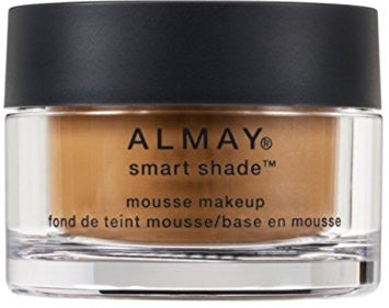 ALMAY Smart Shade Mousse Makeup, 400 Medium Deep