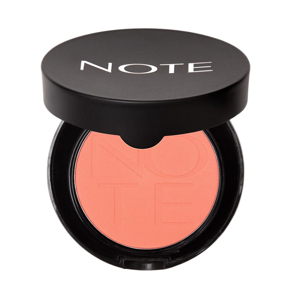 NOTE COSMETICS Luminous Silk Compact Blusher - Pink In Summer 02 - ADDROS.COM