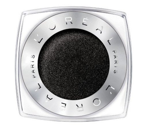 L'Oreal Paris Infallible 24 HR Eye Shadow, 014 Eternal Black