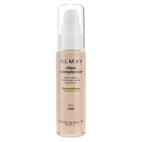 ALMAY Clear Complexion Makeup- Warm 700 (Pack Of 3)