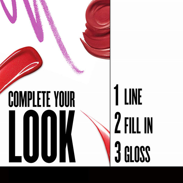 CoverGirl Outlast All-Day Lipcolor with Topcoat - 700 Starlit Pink - ADDROS.COM