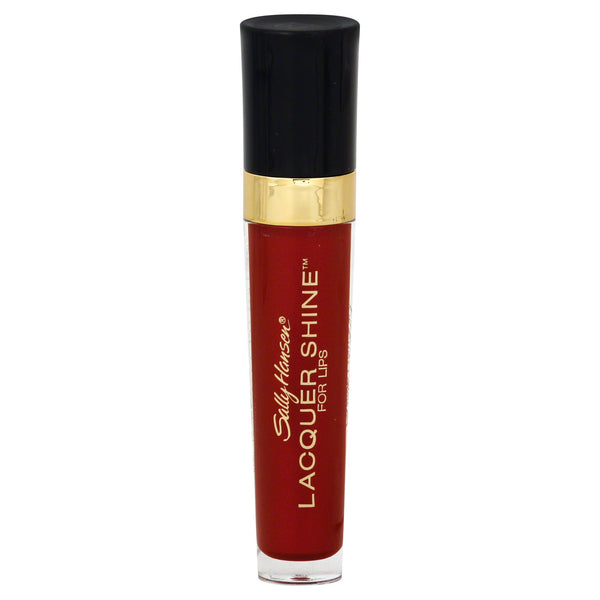 Sally Hansen Lacquer Shine for Lips, Poppy 70 - 0.13 oz - ADDROS.COM