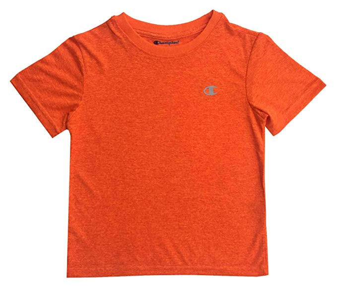 Champion Athleticwear Boys' Short Sleeve Active Tee