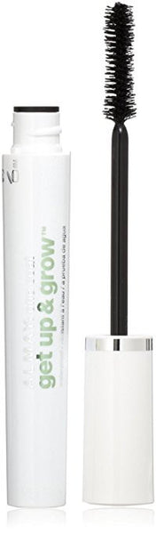 ALMAY One Coat Get Up & Grow Waterproof Mascara, Black (020)