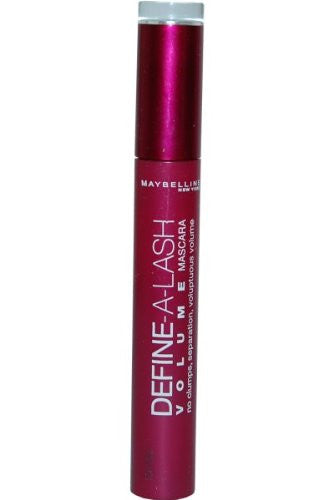 Maybelline Define-A-Lash Volume Mascara, Very Black 821 - ADDROS.COM