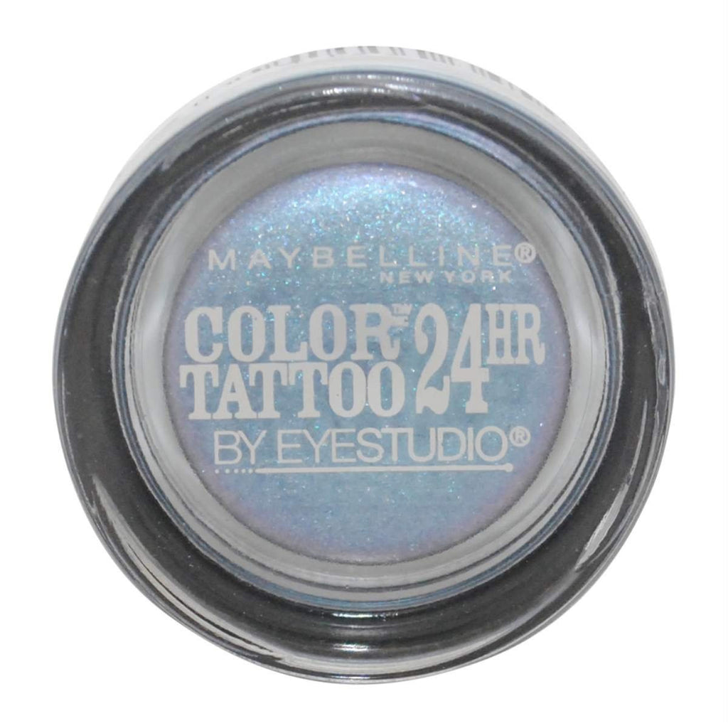 Maybelline Color Tattoo Metal Eyeshadow, Blue Paradise 15 - ADDROS.COM